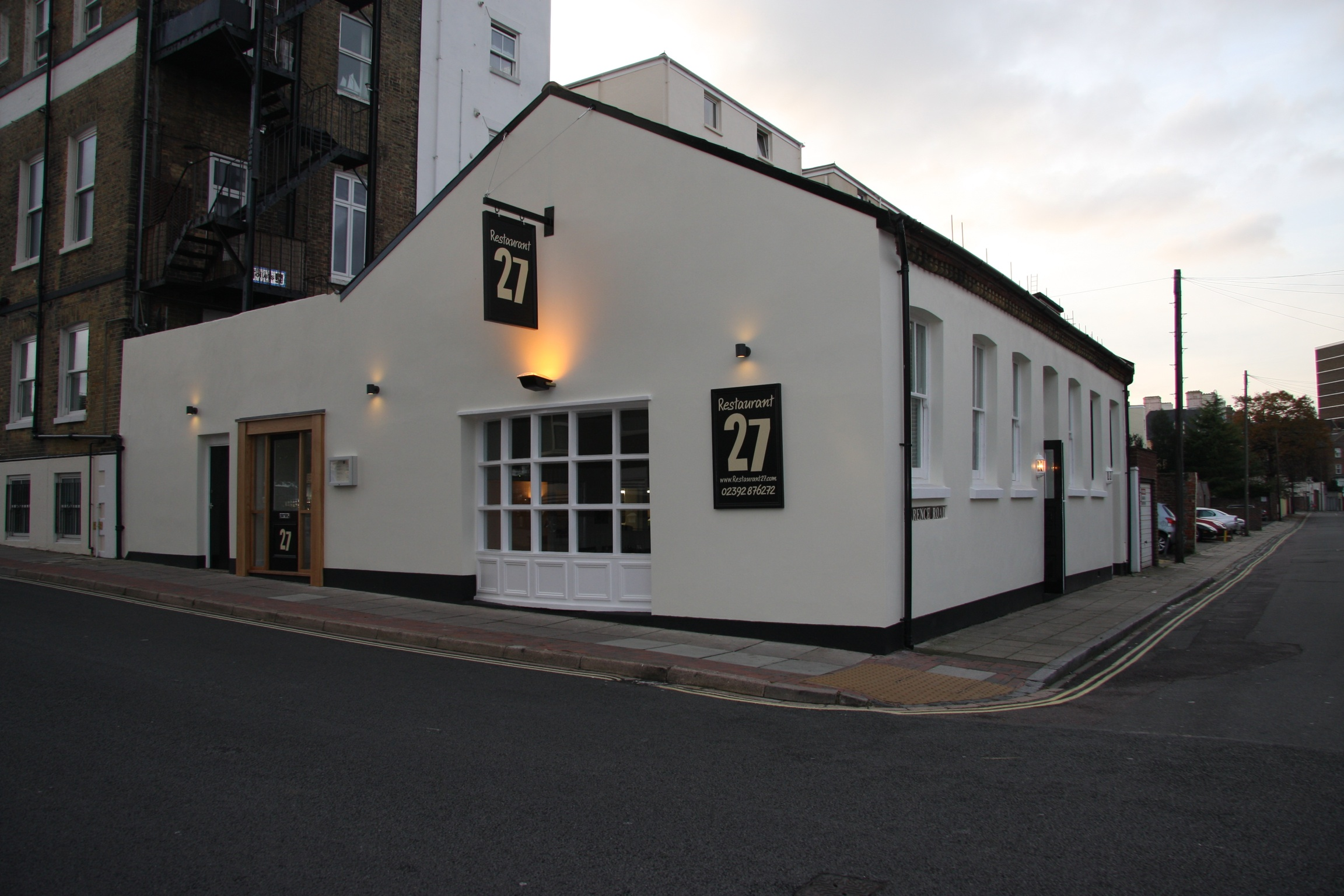 Portsmouth & Southsea's #1 rated restaurant
